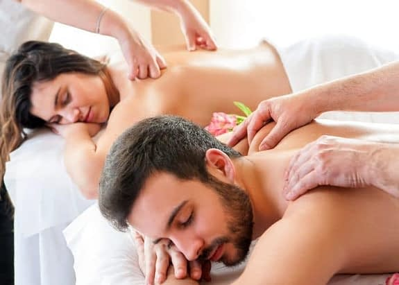 Massage Couple Lausanne