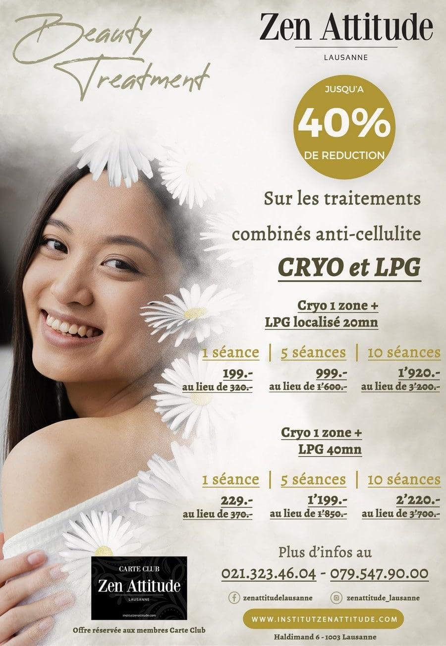 Offre cryo & lpg