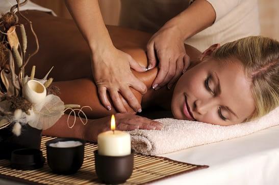 Relaxing massage Lausanne