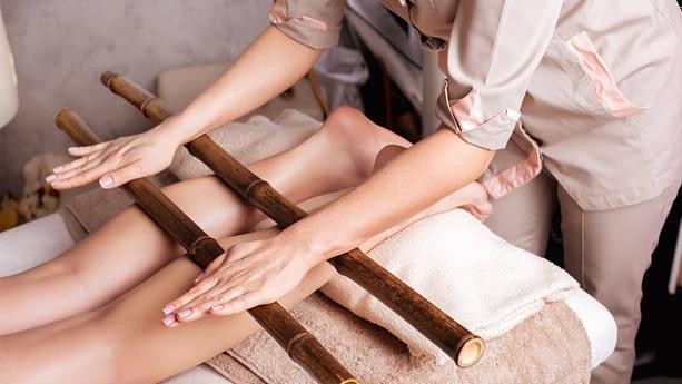 Massages aux Bambous Lausanne